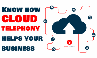 cloud telephony for businesses